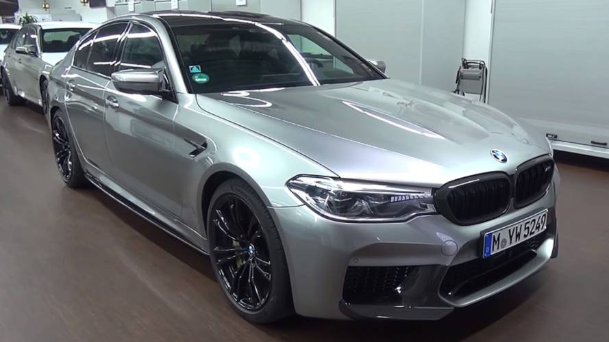 Discover How BMW Individual Can Spice Up An M5