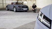 A frissített Audi TT