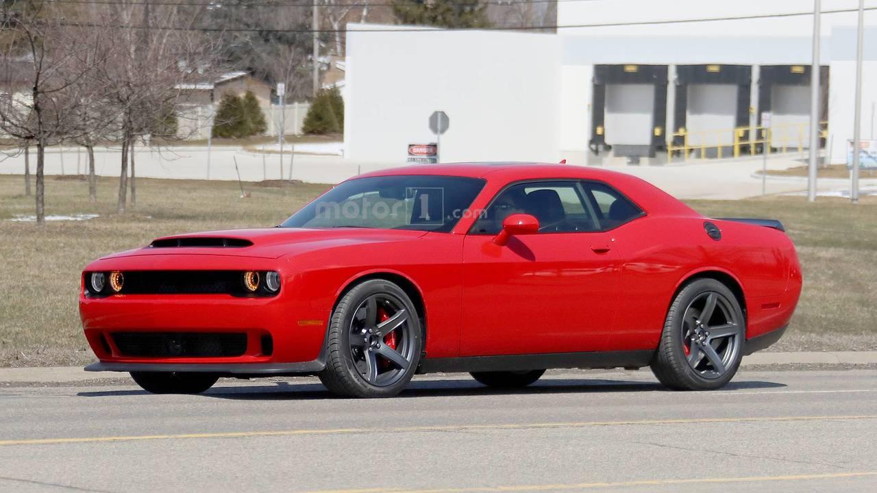 Dodge Challenger SRT Hellcat Drag Pack