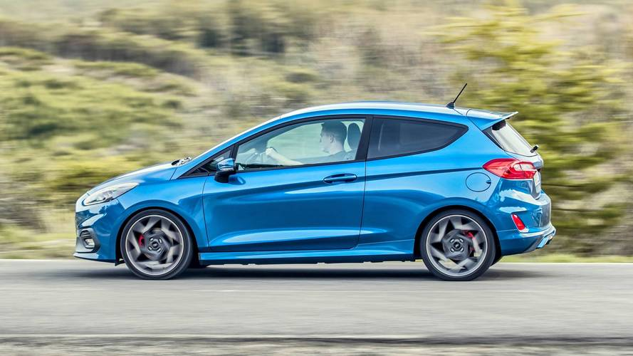 Fiesta RS Hinted by Ford Performance Europe Boss