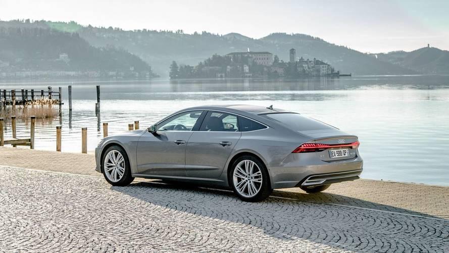 Mostantól már négyhengeres dízelmotorral is kapható az Audi A6 és A7