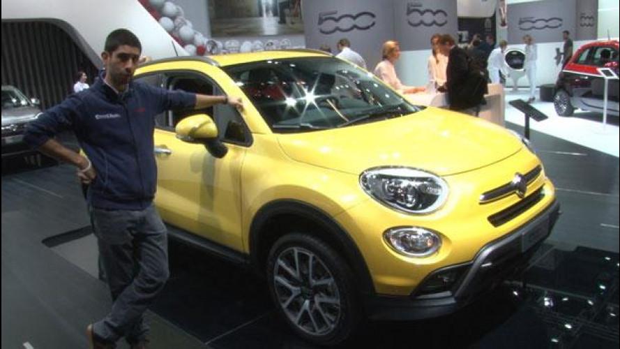 Fiat e Abarth, la certezza si chiama 500 [VIDEO]