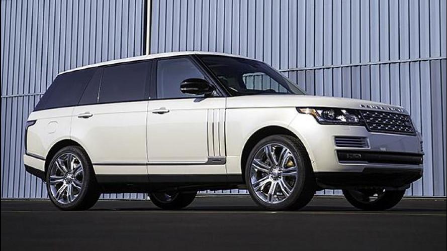 Range Rover Autobiography Black, la regina da 155.300 euro