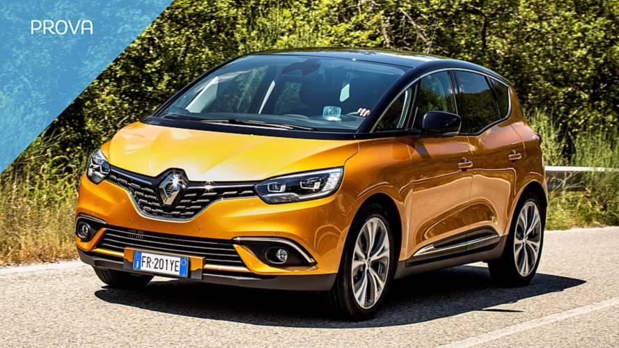 Renault Scenic, come va il nuove 1.3 turbo benzina