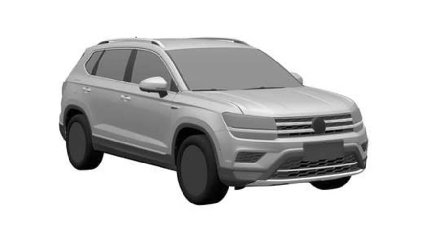 Volkswagen Tarek - INPI