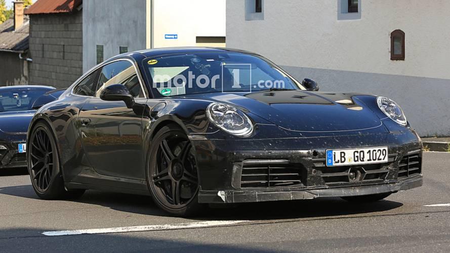 La prochaine Porsche 911 GTS surprise en cours d'essai