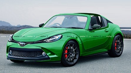 Toyota's Mazda Miata Rival Could Look Something Like This