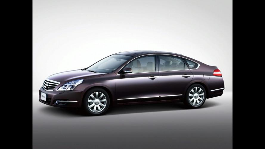 Nissan Teana a Pechino