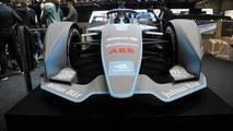 Formula E al Salone di Ginevra 2018