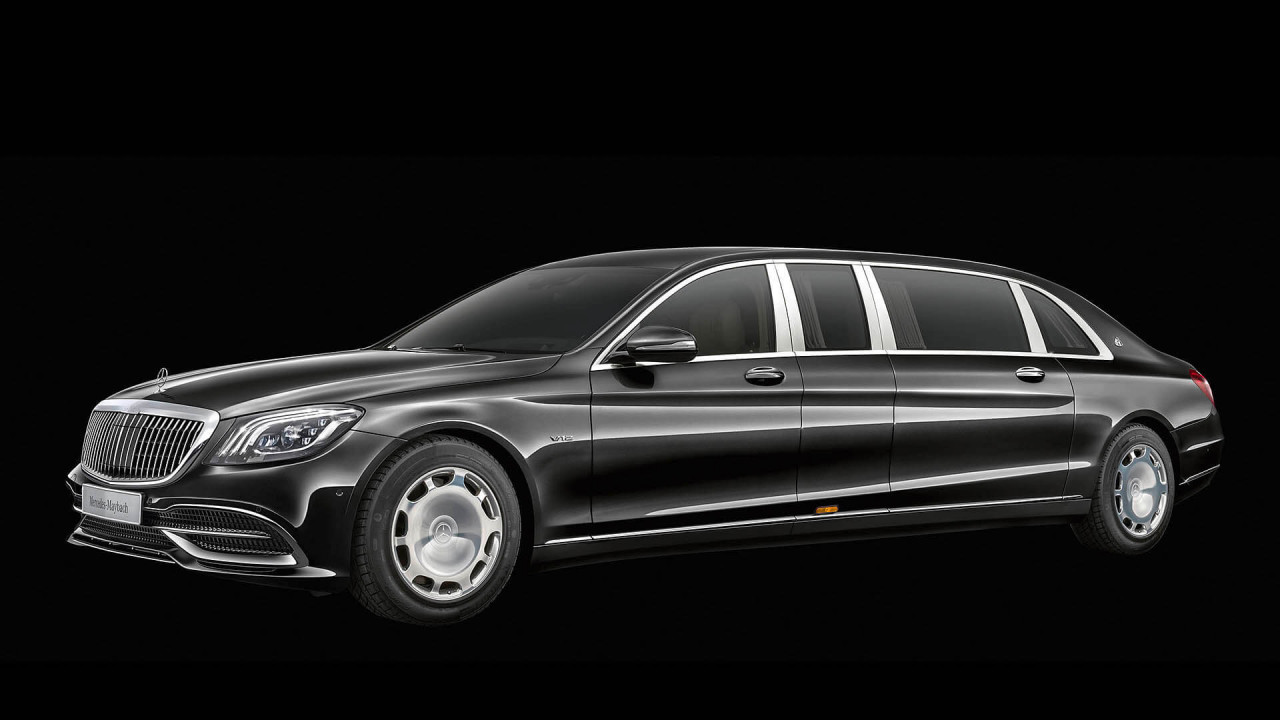 Facelift für den XXL-Maybach