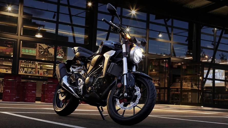 La Honda CB300R 2018 completa la gama Neo Sports Cafe