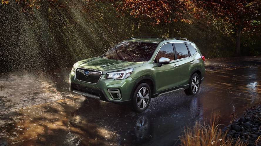 Subaru Prices All-New Forester From $24,295
