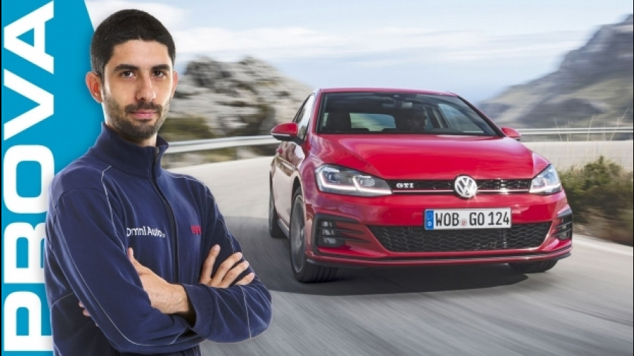 Volkswagen Golf GTI, la sportiva