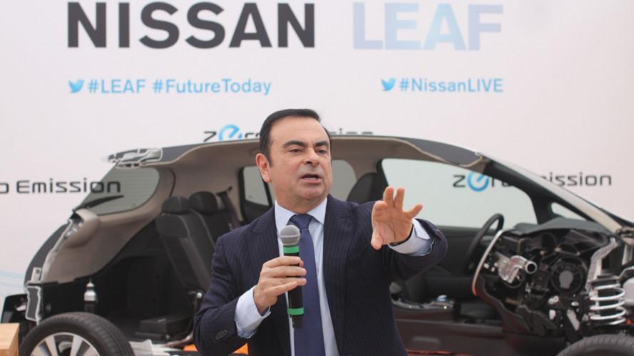 Renault-Nissan, Ghosn parla di collaborazioni con Amazon e Uber per la guida autonoma