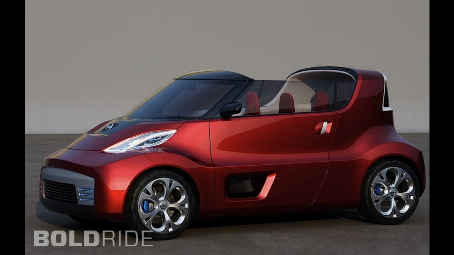 Nissan Round Box Concept