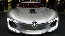 Renault Trézor Konsept Paris Motor Show