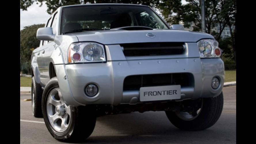 Nissan Frontier Vibe série especial