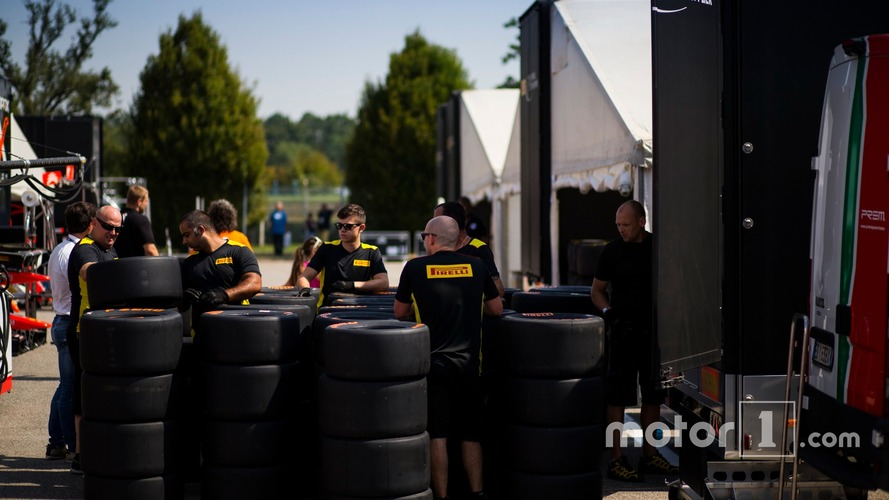 Pirelli reduces tire pressures for Italian GP