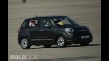 Fiat 500L owned by Pope Francis