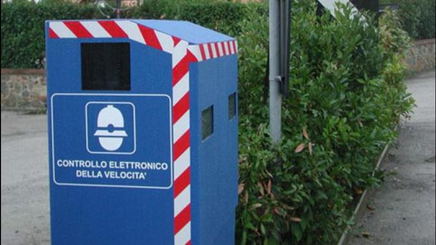Autovelox attivi fino al 6 settembre sulla Ferrara–Mare e Romea