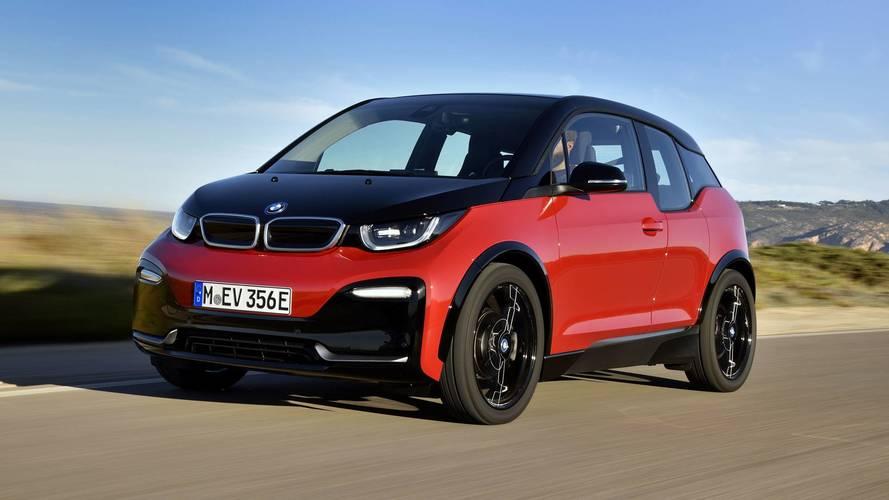 2018 BMW i3s İlk Sürüş: Keyfini çıkarın
