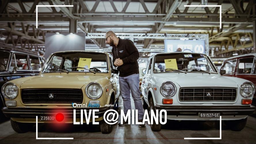 Milano AutoClassica, cosa comprare con 10.000 euro...o anche meno