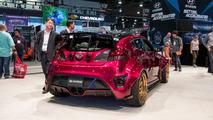 Hyundai Veloster Gurnade concept live at SEMA 2016