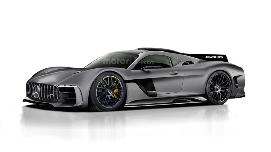 Mercedes-AMG Project One: Everything We Know