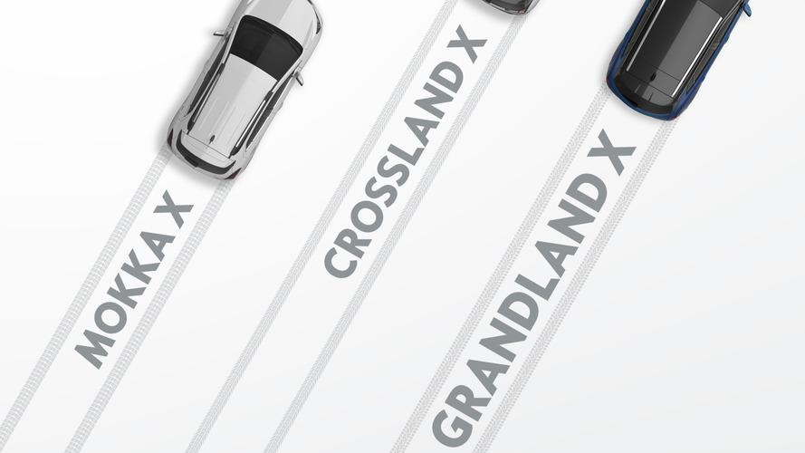 Opel, VW Tiguan'a Grandland X ile cevap verecek