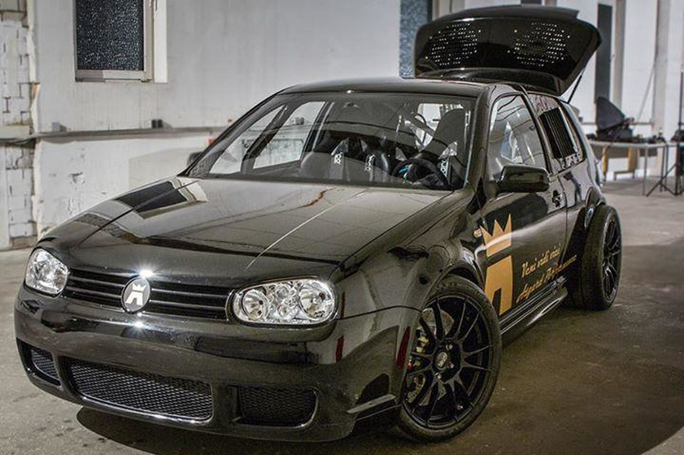 Why Buy a Koenigsegg When You Can Buy This Volkswagen Golf?
