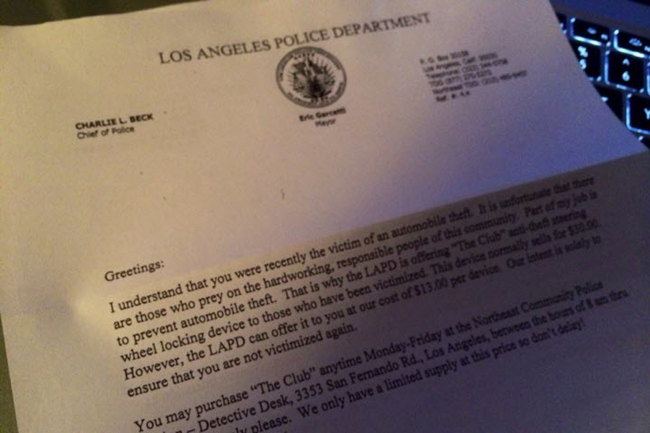 LAPD's Response to Our Story Restores Our Faith in Humanity
