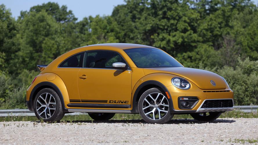Volkswagen confirme ses adieux à la Coccinelle