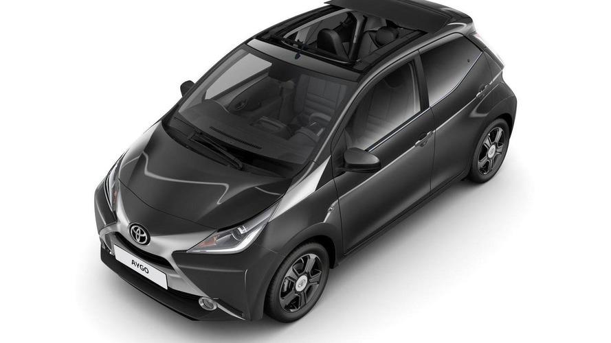 Toyota Aygo x-clusiv edition bows in Frankfurt