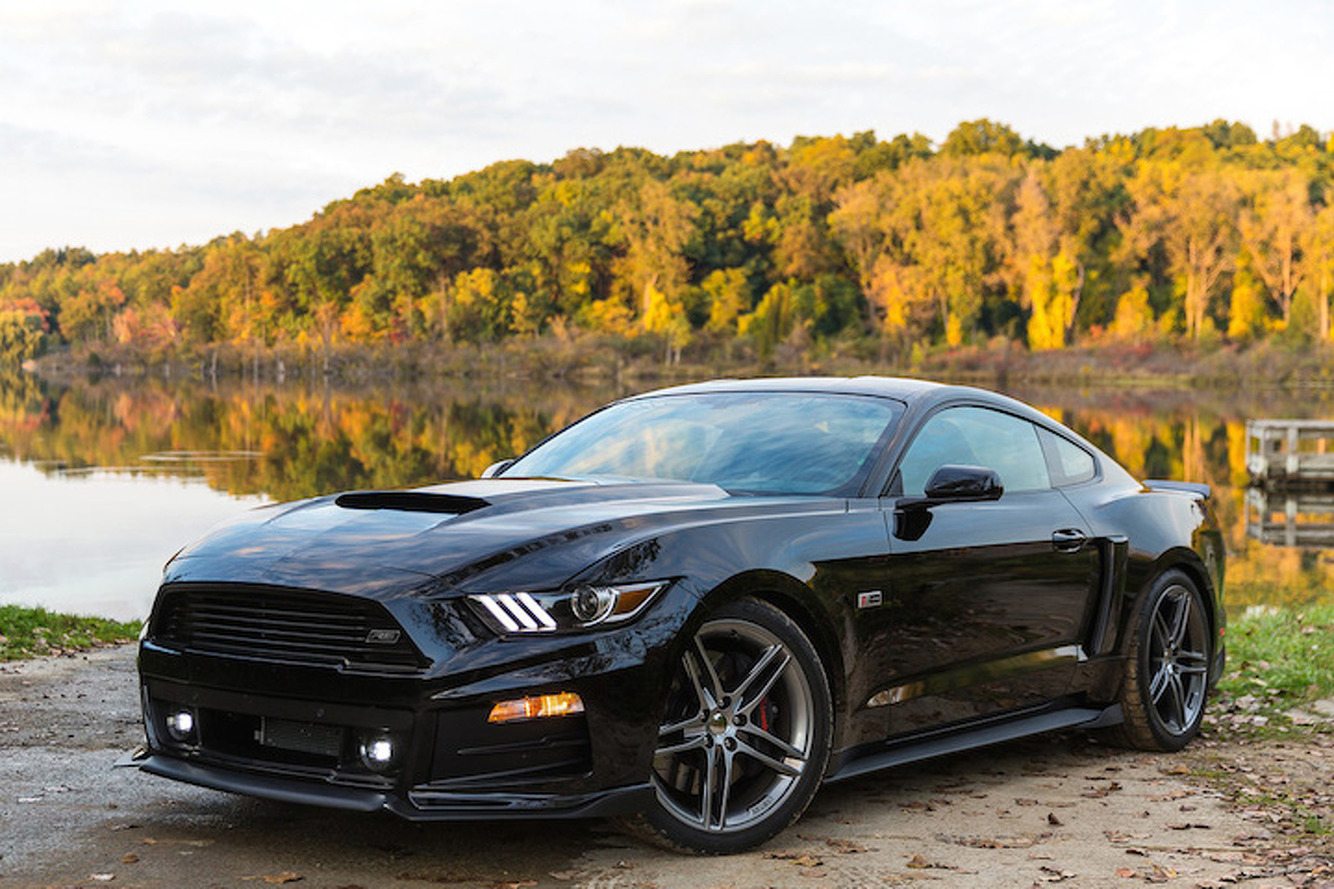 Listen to the Growl of the New Roush Mustang RS2
