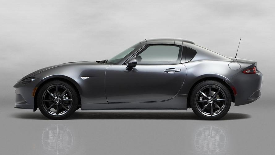 Plus Belle Voiture de l'Année - La Mazda MX-5 RF prend la porte