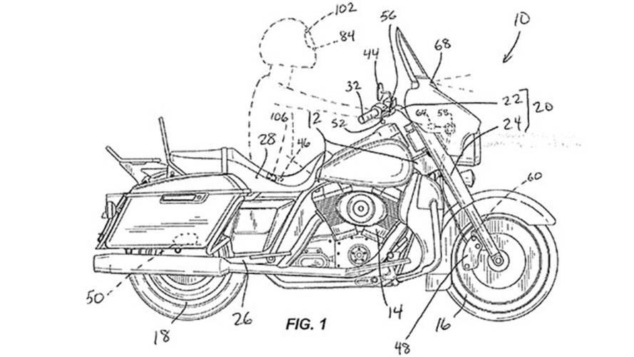 Autonomous Braking: Harley-Davidson's On It