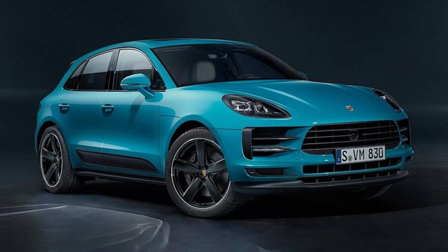 Porsche Macan restylé (2019)