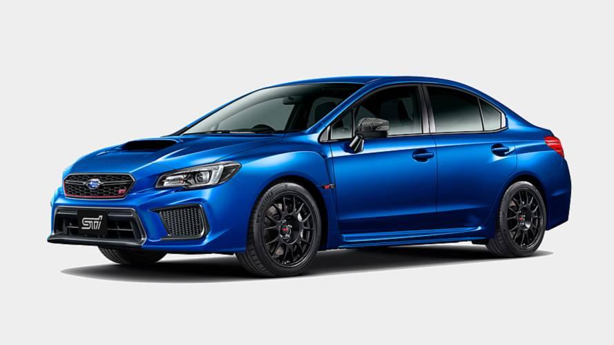 Subaru WRX STI Type RA-R, la più special che c'è