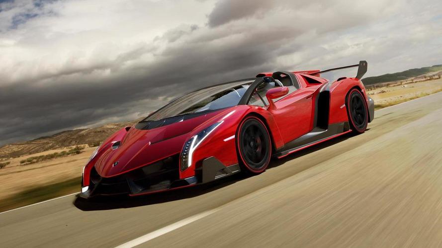 Lamborghini Veneno Roadster up for sale in Germany, costs $6.2 million