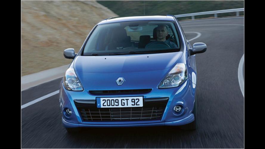 Auf Familien-Look getrimmt: Renault liftet den Clio