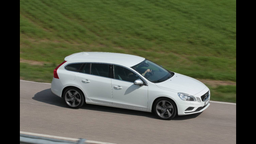 Volvo V60 D5 Geartronic R-Design