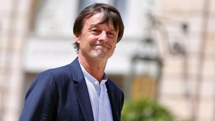 Nicolas Hulot veut une prime à l'achat pour véhicules d'occasion