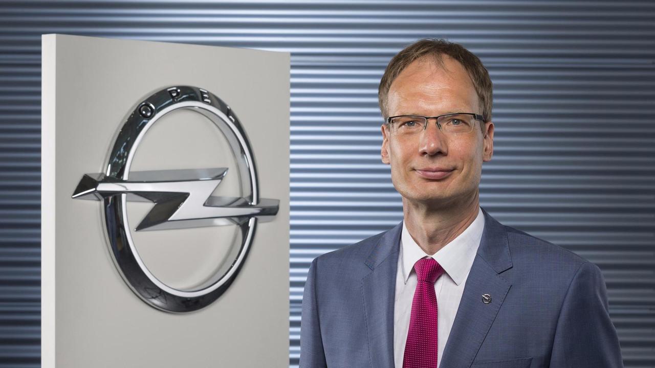 Michael Lohscheller PDG Opel