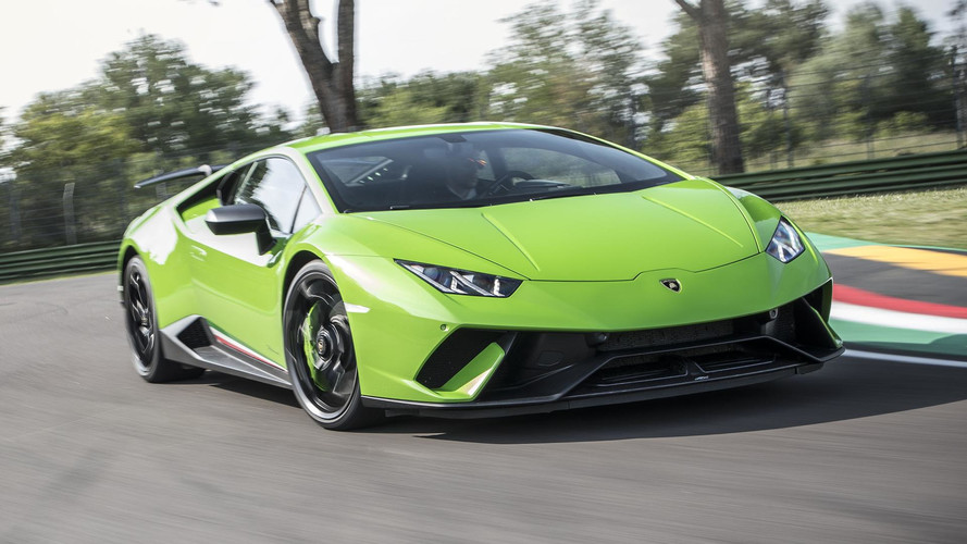 British Tourist Rents Lamborghini Huracan in Dubai, Racks $45K in Speeding Fines