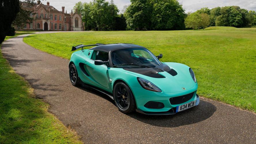 La Lotus Elise Cup 250 ou l'extrême chasse au poids