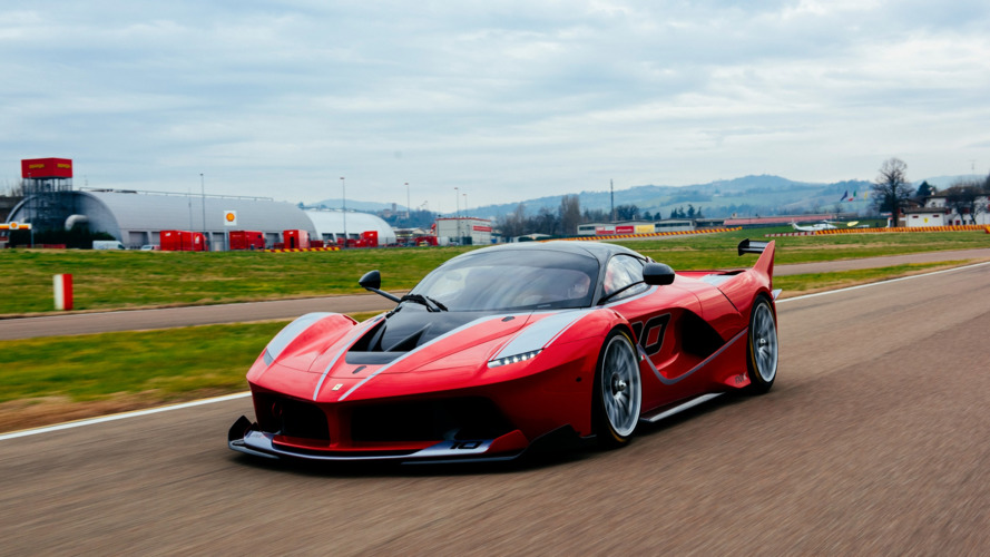 Bientôt une version plus extrême pour la Ferrari FXX K ?