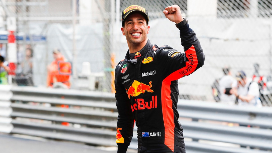 Renault confirms Ricciardo will partner Hulkenberg in 2019