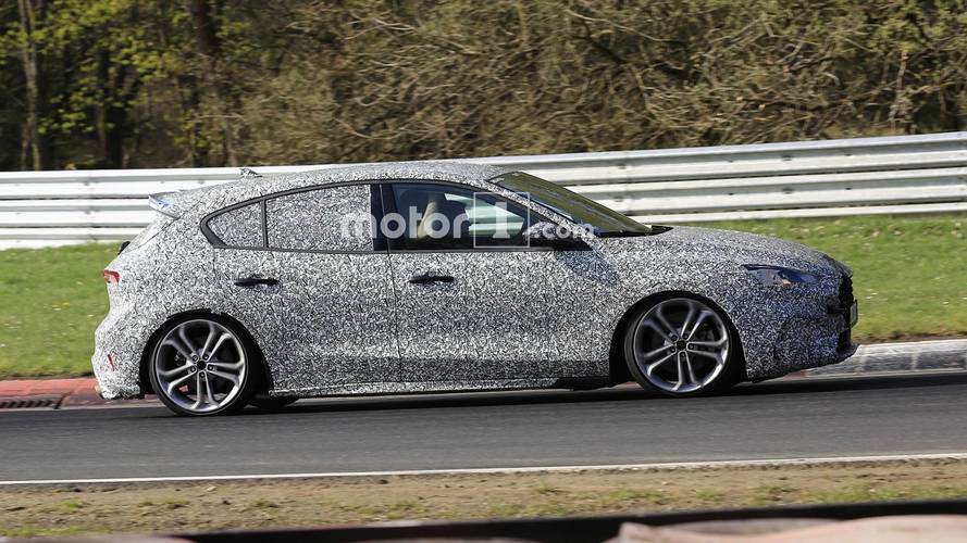 Next-Gen Ford Focus ST To Retain 2.0L Turbo, Gain Automatic