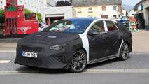 Kia Proceed Shooting Brake Spied