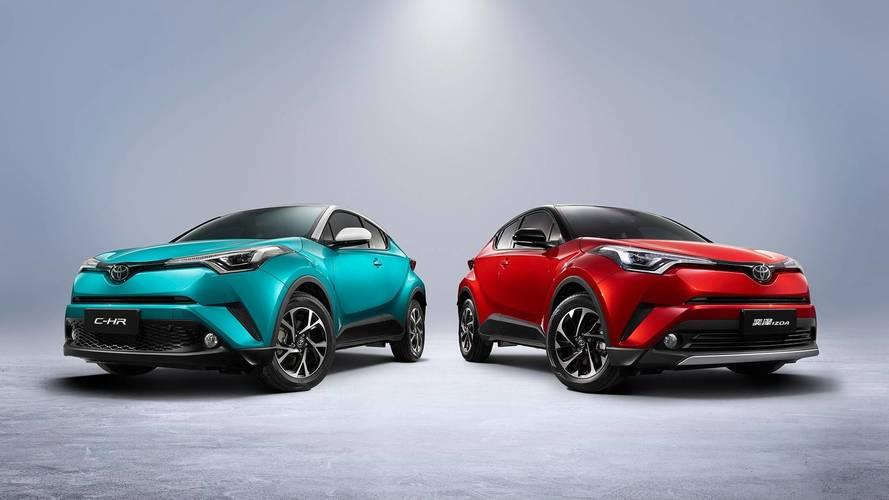 Le Toyota C-HR aura bien droit à sa déclinaison électrique